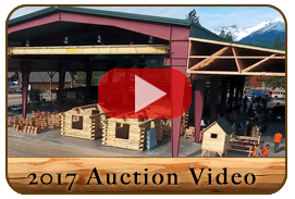 2017 Amish Auction in Libby Montana
