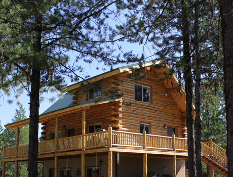 Black Forest  British Columbia  Canada  View Home  Meadowlark Log Homes. Canadian Log Homes   Meadowlark Log Homes