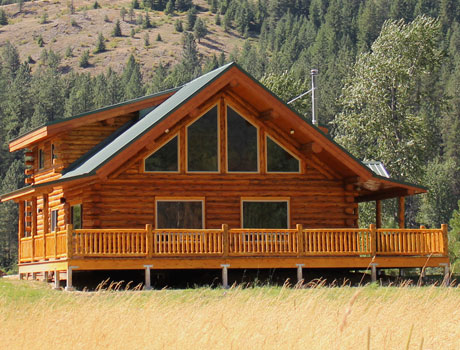 View Some of Our Canadian Homes. Canadian Log Homes   Meadowlark Log Homes