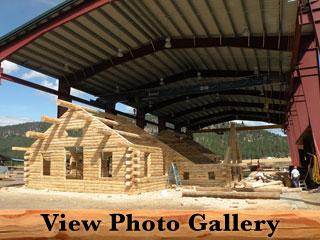Meadowlark Log Homes