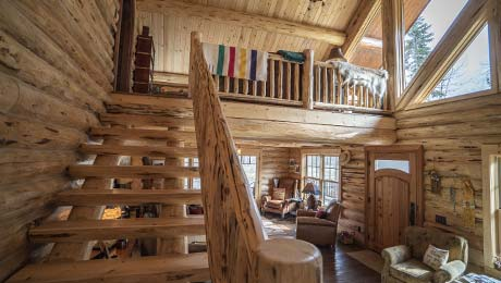 Marvelous Meadowlark Log Homes Part 12