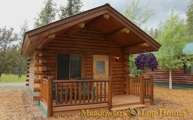 Small Hunting Cabin Floor Plans