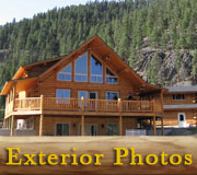 Kootenai Chalet Log Home