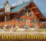Swiss Chalet Log Home