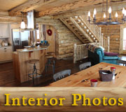 Yellowstone Chalet Log Home