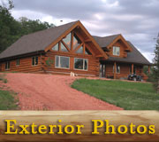 Killdeer Log Lodge