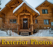 Snowshoe Log Lodge