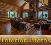 Snowshoe Log Lodge Interior