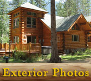 Zappaterreno Log Lodge
