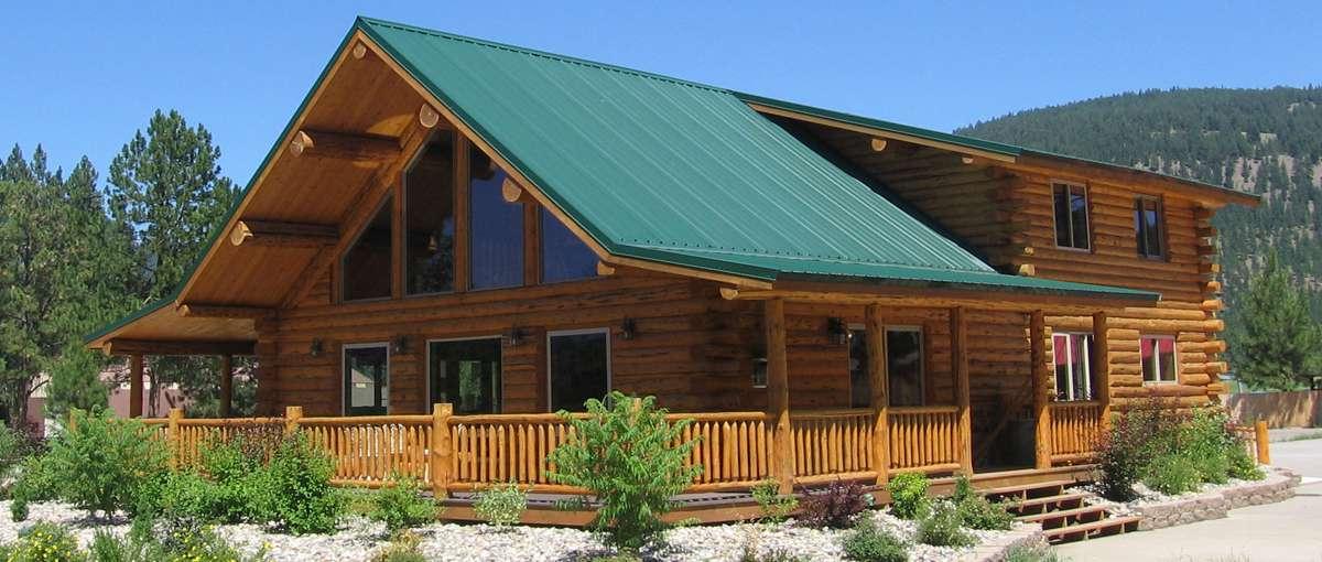 meadowlark log lodge