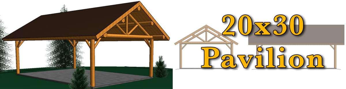 20x30 log pavilion meadowlark log homes for 20x30 greenhouse plans